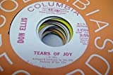 DON ELLIS 45 RPM Tears Of Joy / Same