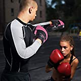 Punching Mitts Kickboxing Muay Thai MMA Boxing