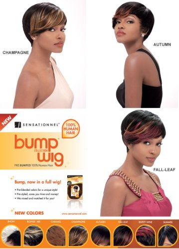 SENSATIONNEL Bump Wig FAB FRINGE