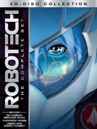 Robotech: The Complete Set by Amazon