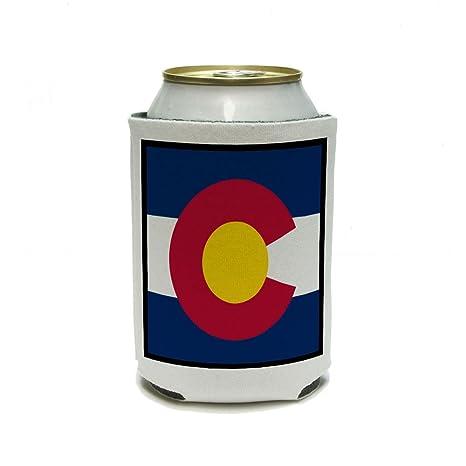 Colorado State Flag latas - bebida Insulator - Bebida aislado ...