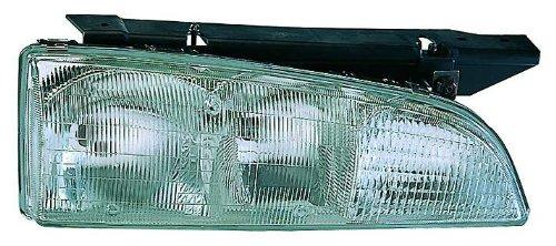 Depo 332-1174R-ASN Pontiac/Chevrolet Passenger Side Replacement Headlight ()