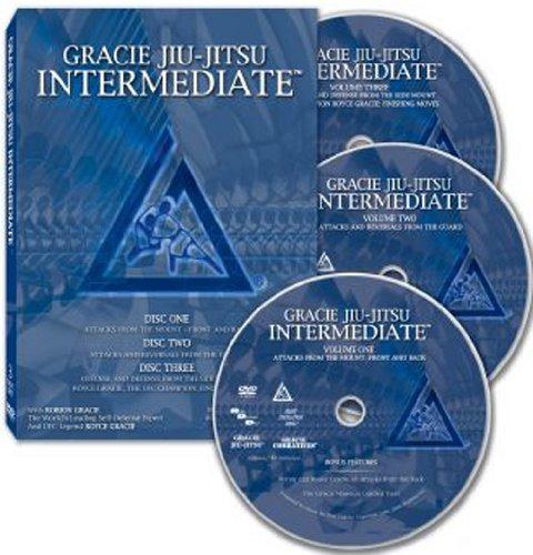 ermediate - 3 Disc DVD Set (Jiu Jitsu Dvd)