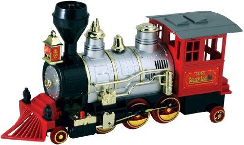 Wowtoyz Classic Bump And Go Locomotive