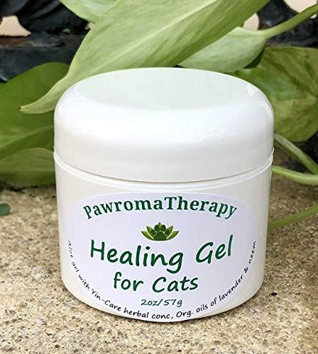 Healing Gel for Cats 2oz Jar (2 Ounce Jar Aloe)