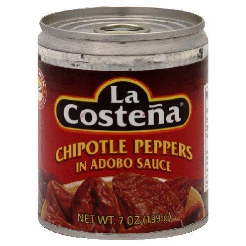 La Costena Chipotle Pepper 7 Ounce -- 24 per case by La Costena