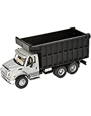 Walthers SceneMaster International 7600 2-Axle Col Truck, Black
