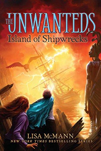 Island of Shipwrecks (The Unwanteds Book 5) by [McMann, Lisa]