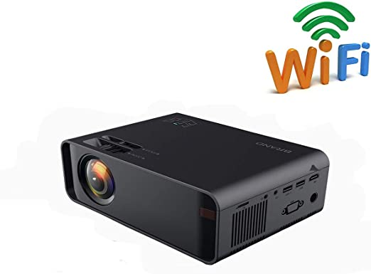 Ai LIFE Mini proyector LED Proyectores de Video WiFi 8000 lúmenes ...