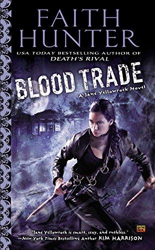 Blood Trade (Jane Yellowrock)