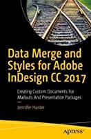 Data Merge and Styles for Adobe InDesign CC 2018 Front Cover