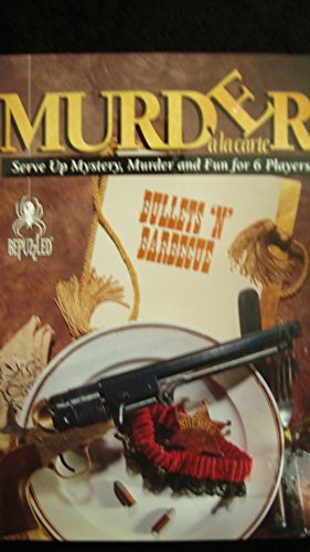 Murder Ala Carte  Bullets   N   Barbecue
