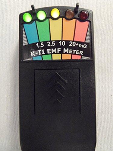KII EMF Meter Deluxe