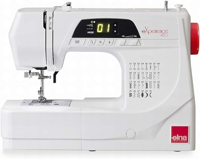Elna Experience 450 - Ordenador de costura: Amazon.es: Juguetes y ...