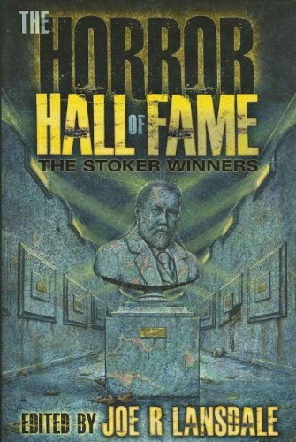 The Horror Hall of Fame: The Stoker Winners -