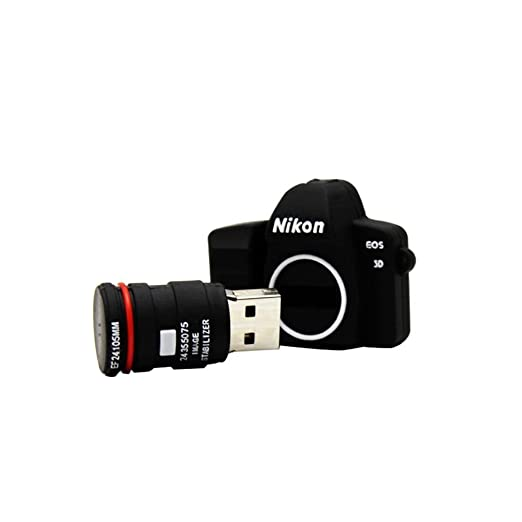 Review Electronic4sale 16GB Nikon Camera