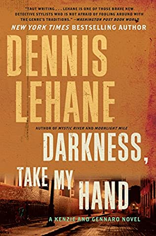 book cover of Darkness, Take My Hand