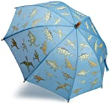 Hatley Little Boys' Blue Dino Umbrella, Newport Blue, One Size