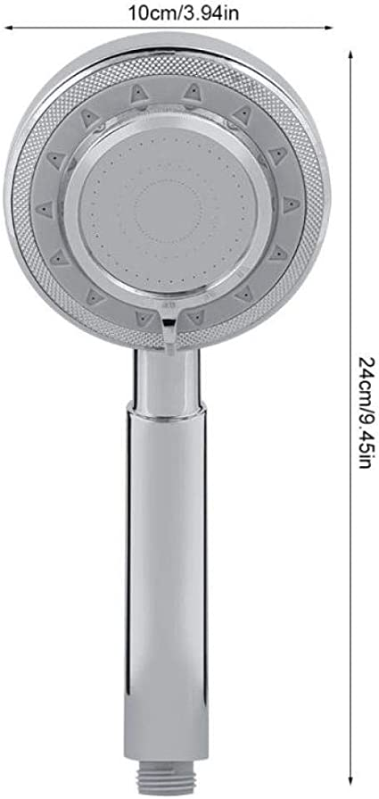 KangHS Alcachofa, Ducha de alta presión Accesorio de baño Ducha de ...