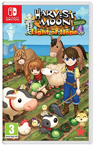 Harvest Moon: Light of Hope Special Edition (Nintendo Switch) UK IMPORT
