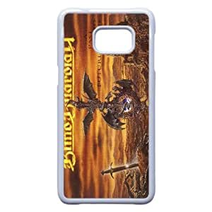 Samsung Galaxy Note 5 Edge Phone Case White Blind Guardian VKL3080165