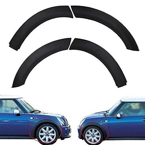 Arco de rueda para coche (guardabarros delantero para 2002-2008 One/One D/ Cooper/Cooper S R50 R52 R53), 51131505867 Cooper: Amazon.es: Coche y moto