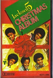 Jackson 5 - Jackson 5 Christmas Album [AUDIO CASSETTE TAPE ...