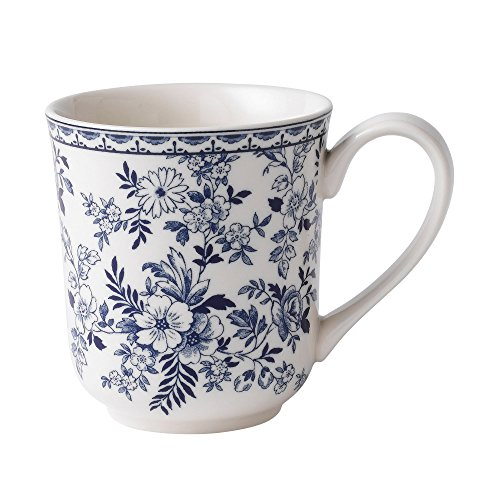 Johnson Brothers Devon Cottage Mug, 12 oz, Multicolored