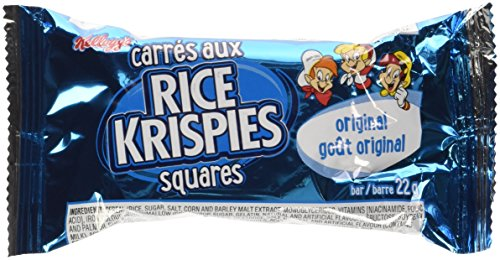 Amazon Lightning Deal 55% claimed: Kellogg's Rice Krispies Square-Jumbo Pack 54 Count