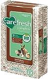 Carefresh Natural Small pet Bedding, 30L (Pack May Vary)