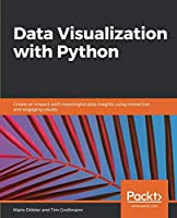 Data Visualization with Python Front Cover