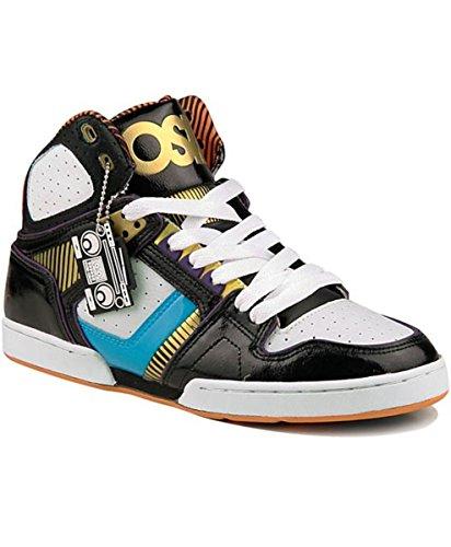 Osiris - Zapatillas de skateboarding para hombre, color, talla 33