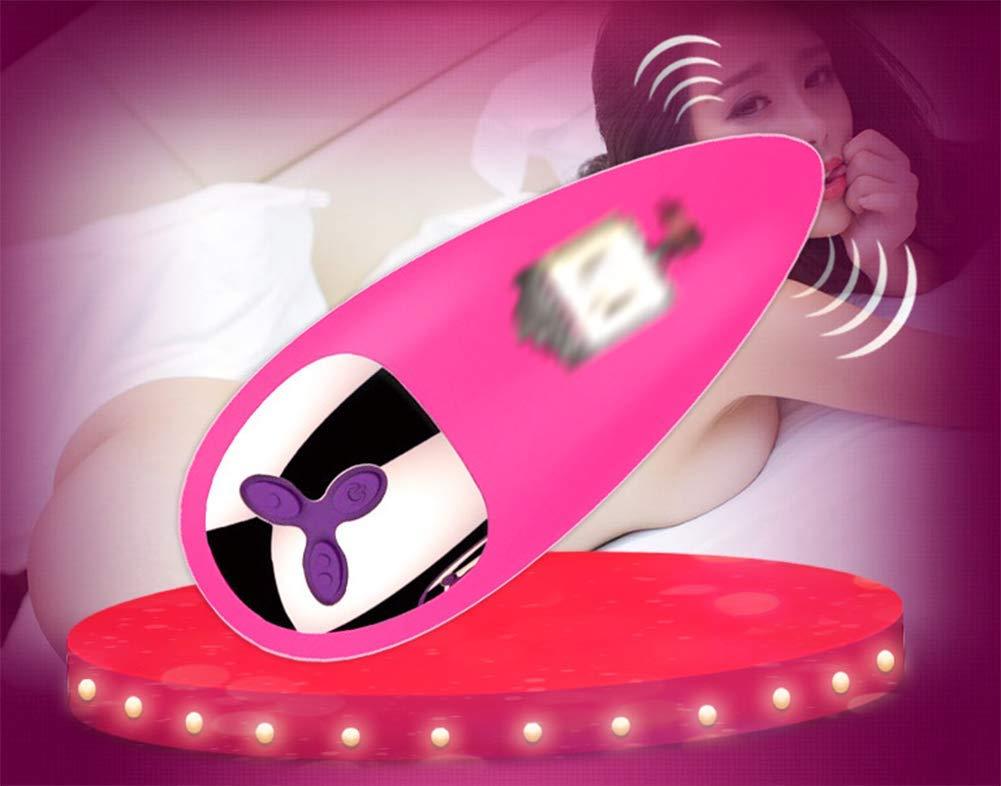 Control Remoto Inalámbrico Masajeador Portátil A De Silicona A Portátil Prueba De Agua Recargable 12 Tipos De Frecuencia Amor Huevo Femenino O Pareja Rojo Púrpura,Red 5bacba