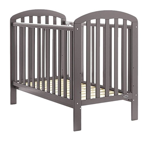 Obaby Lily Cot (Taupe Grey) 20OB0607