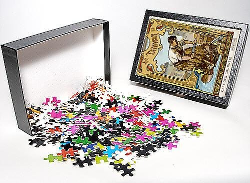 Photo Jigsaw Puzzle Of Tanner (Series)