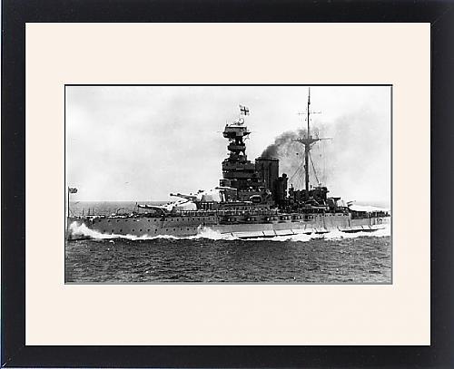 Queen Elizabeth Battleship - 6