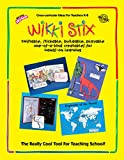 Wikki Stix Educational Resource Manual for Molding & Sculpting Sticks