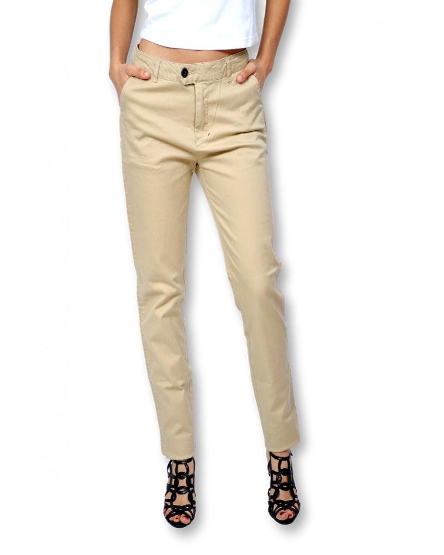 Fin Collection Copa Www De Pantalón Chic BYoung Slim Para Mujer k8w0XnOP
