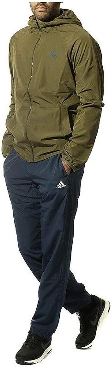 adidas Pride Track Suit Homme Survêtement Kaki Marine