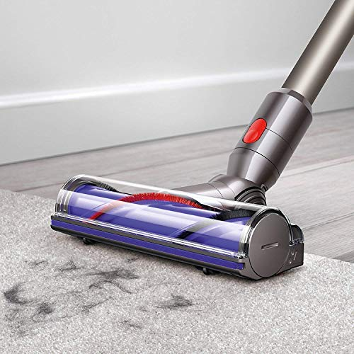 Dyson V8 Animal Cordless HEPA Vacuum Cleaner + Manufacturer's Warranty + Extra Mattress Tool Bundle