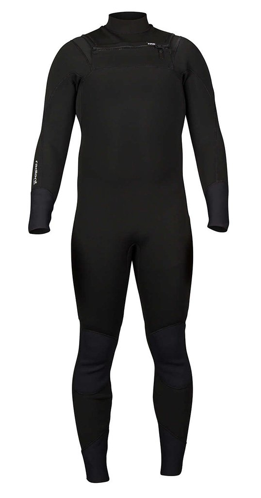 NRS Men 's Radiant 3 / 2 mmウェットスーツ XL ブラック B01KJ7BST0