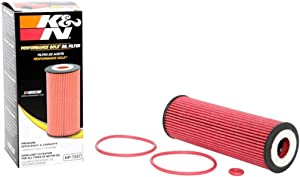 K&N Premium Oil Filter: Designed to Protect your Engine: Fits Select FORD and LINCOLN Vehicle Models (See Product Description for Complete Fitment Information) HP-7037
