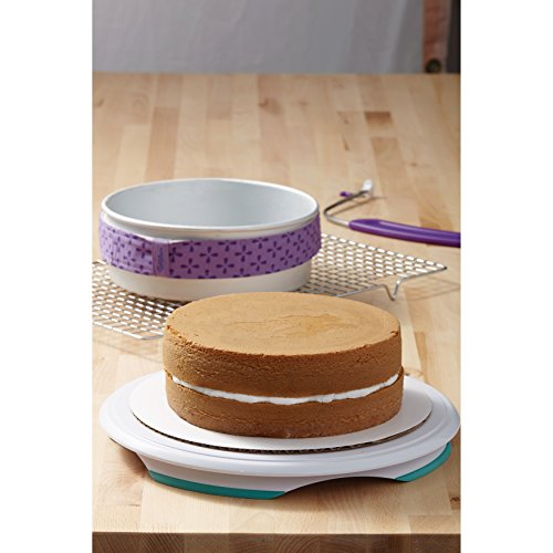 Wilton Aluminum Performance Pans Set of 2 9-Inch Round Cake Set by Wilton (Image #9)