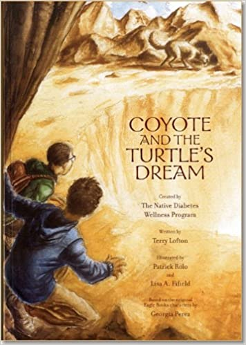 Book Coyote And The Turtle's Dream