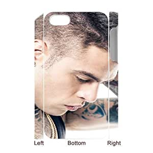 iphone4 Phone Case White Fedez UYUI6792174