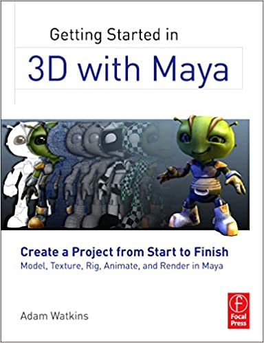 Getting Started in 3D with Maya: Create a Project from Start