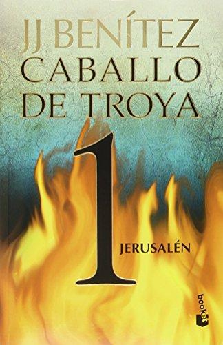 Jerusalen. Caballo de Troya 1 (Caballo de Troya / Trojan Horse) (Spanish Edition)