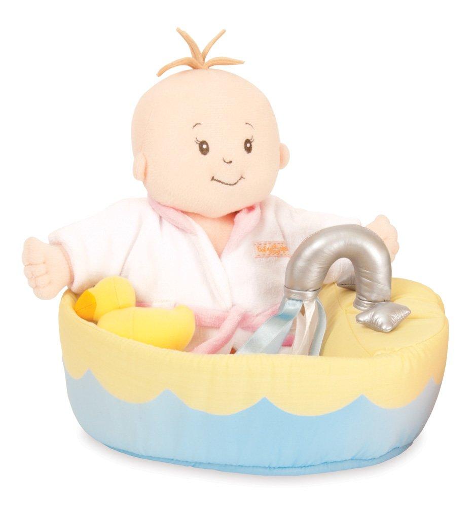 Amazon.com: Manhattan Toy Baby Stella Soft Bath Baby Doll ...