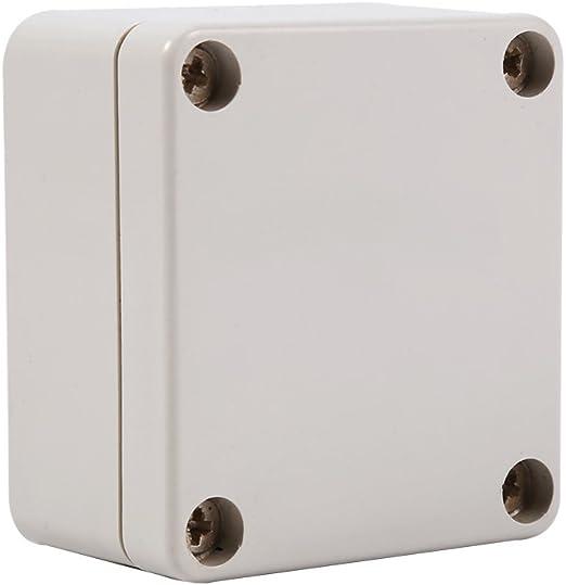 GLOGLOW Cajas de Conexiones Impermeables 1pc, Caja eléctrica de ...