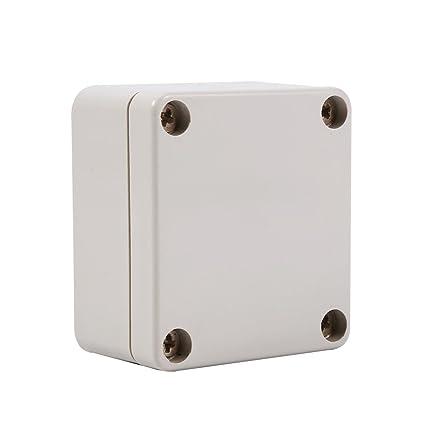 1pc Caja de Conexión Impermeabe de IP66 Caja de Proyecto ...